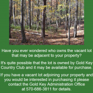 Gold Key Lots for Sale…